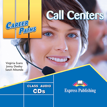 Career Paths: Call Centers - Audio CDs (Set of 2)
