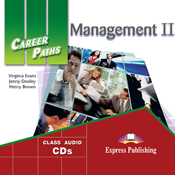 Career Paths: Management 2 - Audio CDs (Set of 2)