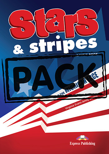 Stars & Stripes for the Michigan ECCE - Student's Book (with DigiBook app)