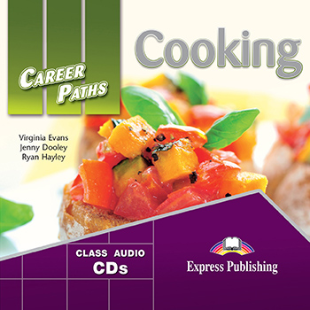 Career Paths: Cooking - Audio CDs (Set of 2)