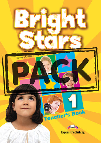 Bright Stars 1 - Teacher's Book (with Posters)