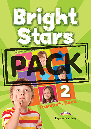 Bright Stars 2 - Teacher's Book (with Posters)