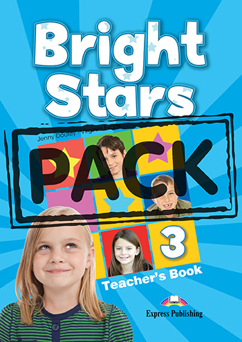 Bright Stars 3 - Teacher's Book (with Posters)
