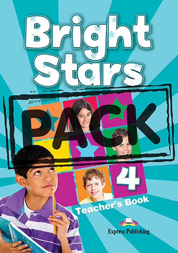 Bright Stars 4 - Teacher's Book (with Posters)
