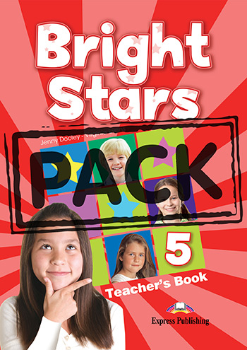 Bright Stars 5 - Teacher's Book (with Posters)