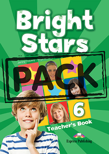 Bright Stars 6 - Teacher's Book (with Posters)