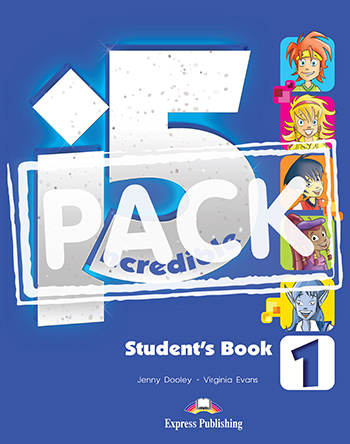 Incredible 5 1 - Student's Book (+ ieBook)