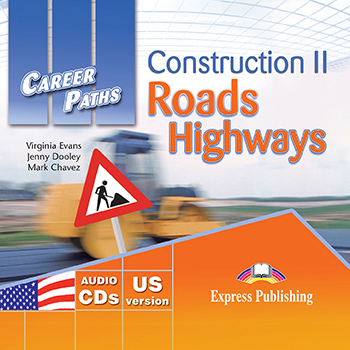 Career Paths: Construction II Roads & Highways - Audio CDs (Set of 2)