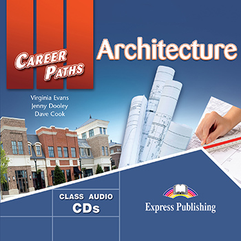 Career Paths: Architecture - Audio CDs (Set of 2)