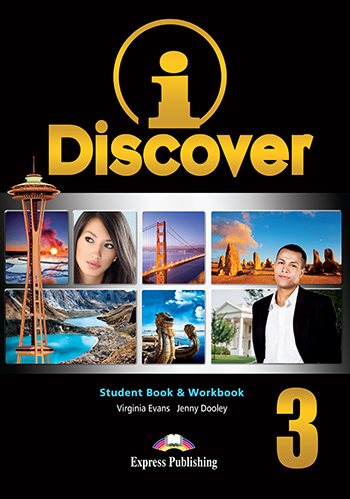 iDiscover 3 - Student Book & Workbook