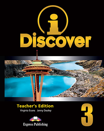 iDiscover 3 - Teacher's Edition