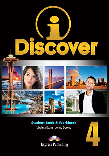 iDiscover 4 - Student Book & Workbook