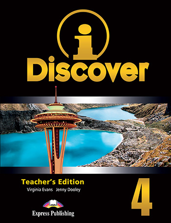iDiscover 4 - Teacher's Edition