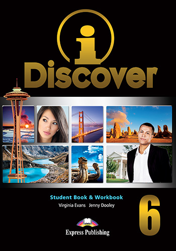iDiscover 6 - Student Book & Workbook