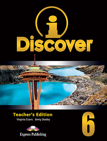 iDiscover 6 - Teacher's Edition