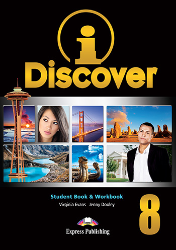 iDiscover 8 - Student Book & Workbook