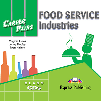 Career Paths: Food Service Industries - Audio CDs (Set of 2)