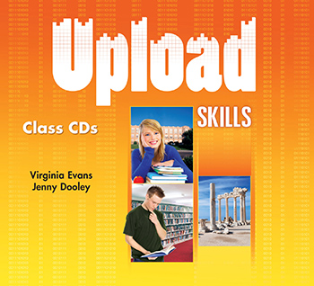 Upload Skills - Class Audio CDs (set of 2)