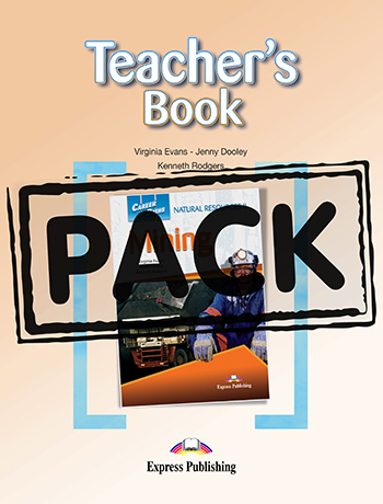 Career Paths: Natural Resources II - Mining - Teacher's Pack