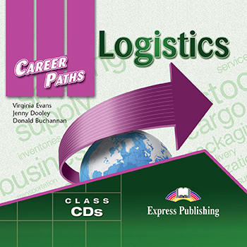 Career Paths: Logistics - Audio CDs (Set of 2)
