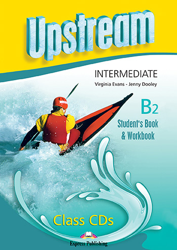 Upstream Intermediate B2 (3rd Edition) - Class Audio CDs (Student's Book & Workbook - set of 5)