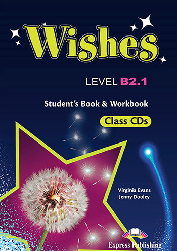 Wishes B2.1 - Class Audio CDs (set of 9)