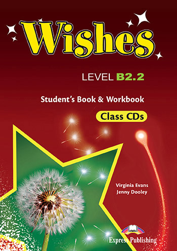 Wishes B2.2 - Class Audio CDs (set of 9)
