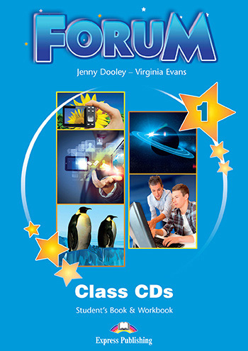 Forum 1 - Class Audio CDs (set of 6)
