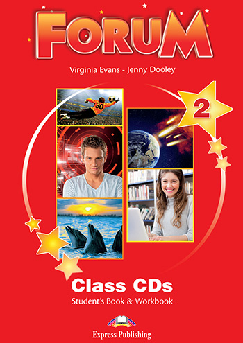 Forum 2 - Class Audio CDs (set of 5)