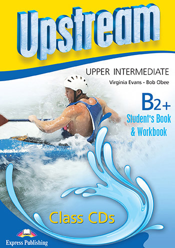 Upstream Upper Intermediate B2+ (3rd Edition) - Class Audio CDs (Student's Book & Workbook - set of 8)