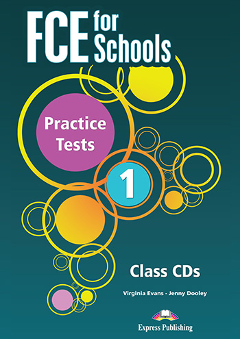 FCE for Schools 1 Practice Tests - Class Audio CDs (set of 5)