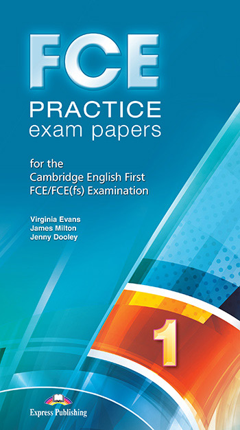 FCE Practice Exam Papers 1 - Class Audio CDs (set of 10)