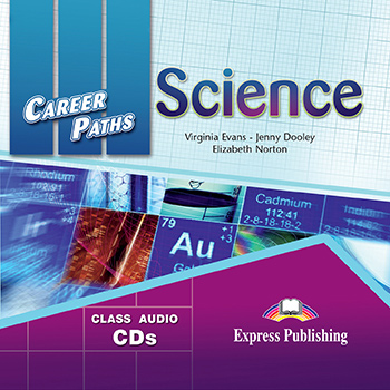 Career Paths: Science - Audio CDs (Set of 2)