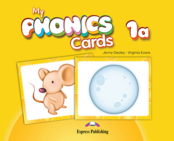 My Phonics 1a - Cards