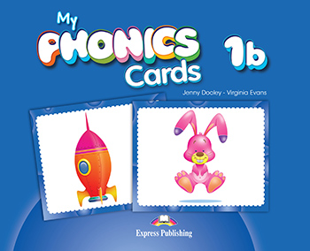 My Phonics 1b - Cards