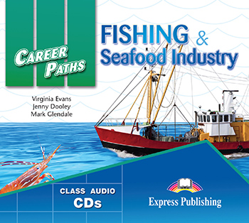 Career Paths: Fishing & Seafood Industries - Audio CDs (Set of 2)