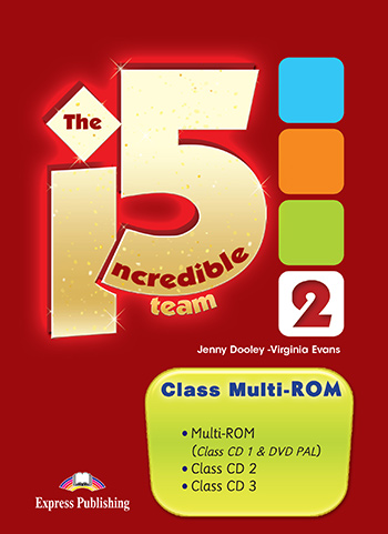 Incredible 5 Team 2 - Class multi-ROM (PAL)