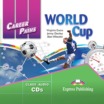 Career Paths: World Cup - Audio CDs (Set of 2)