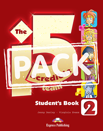 Incredible 5 Team 2 - Student's Book (+ ieBook)