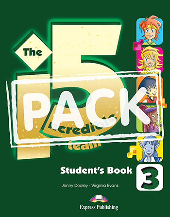 Incredible 5 Team 3 - Student's Book (+ ieBook)