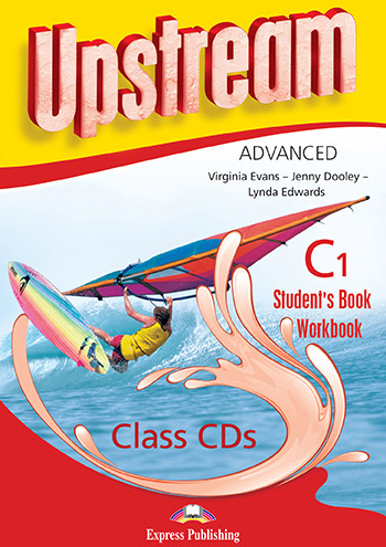 Upstream Advanced C1 (3rd Edition) - Class Audio CDs (Student's Book & Workbook - set of 8)