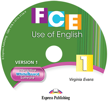 FCE Use of English 1 - Interactive Whiteboard Software