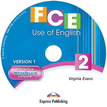 FCE Use of English 2 - Interactive Whiteboard Software