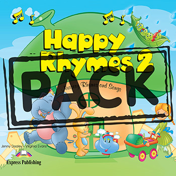 Happy Rhymes 2 - Big Story Book Pack