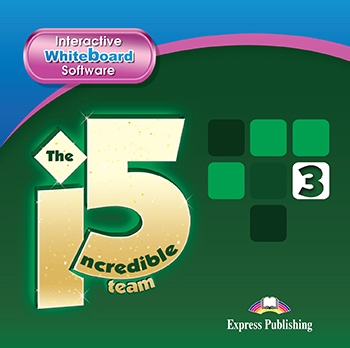 Incredible 5 Team 3 - Interactive Whiteboard Software