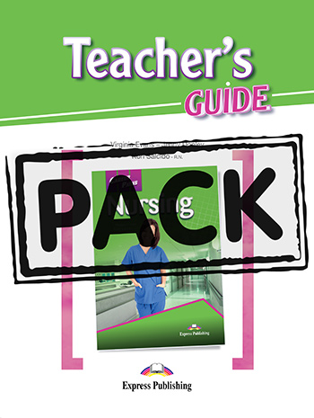 Career Paths: Nursing - Teacher's Pack