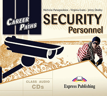 Career Paths: Security Personnel - Audio CDs (Set of 2)