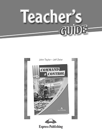 Career Paths: Command & Control - Teacher's Guide