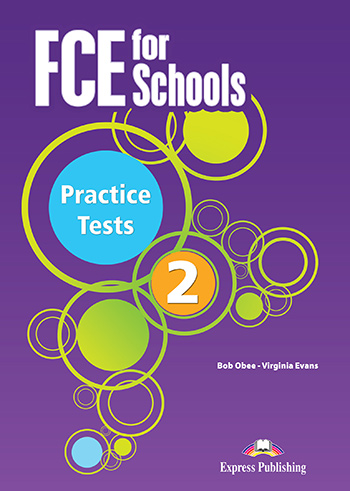 FCE for Schools 2 Practice Tests - Class Audio CDs (set of 4)