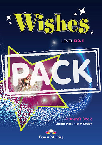 Wishes B2.1 - Student's Book (+ ieBook)